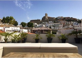 Apartment for sale in Ibiza Old Town with Dalt Vila views