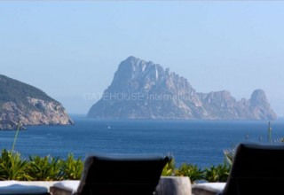 Exclusive Luxury Ibiza villa with views over Es Vedra