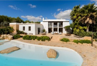 Luxury Sea View Blakstad finca for sale in Santa Eularia