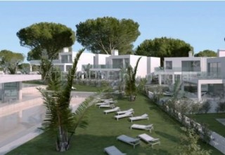 Luxury new build homes for sale in Santa Eularia