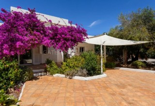 Detached villa for sale in Ses Salines with tourist license