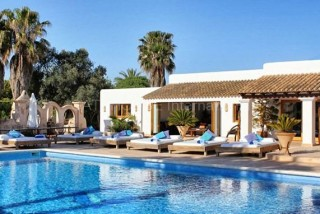 Detached luxury villa for sale close to Cala Bassa