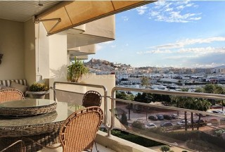 Ibiza Duplex Apartment for sale with Dalt Vila views