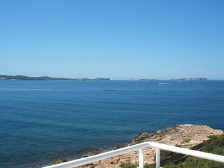 Private apartment with direct sea views & all year Ibiza sunsets