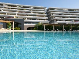Luxury 3 bed apartment overlooking Ibiza harbour & Marina Botafoch