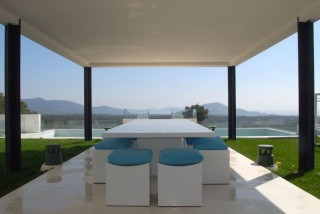 Luxury designer villa in Vista Alegre with sea views
