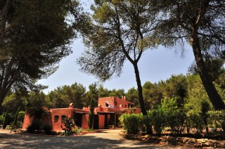 Two luxury Ibiza houses to rent together or separately nr Santa Gertrudis