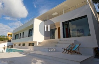 Brand new home for sale in Talamanca situated in exclusive development
