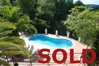 Four Bedroom detached villa in Valverde, Ibiza with private pool