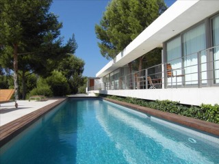 Luxury contemporary villa for sale close to San Jose with stunning Sea Views