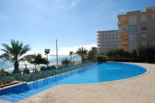 First line apartment for sale in Playa den Bossa, Ibiza