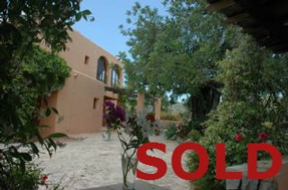 Restored finca for sale in Ibiza