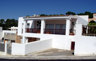 Newly refurbished semi detached house for sale in Cala Carbo, Ibiza