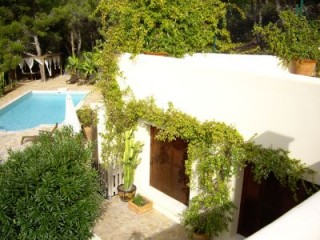 Two Bedroom Villa to rent in San Carlos, Ibiza