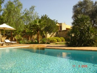 Stunning luxury villa available for rent close to Ibiza Town
