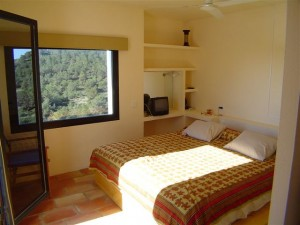 ibiza property for sale bedroom view