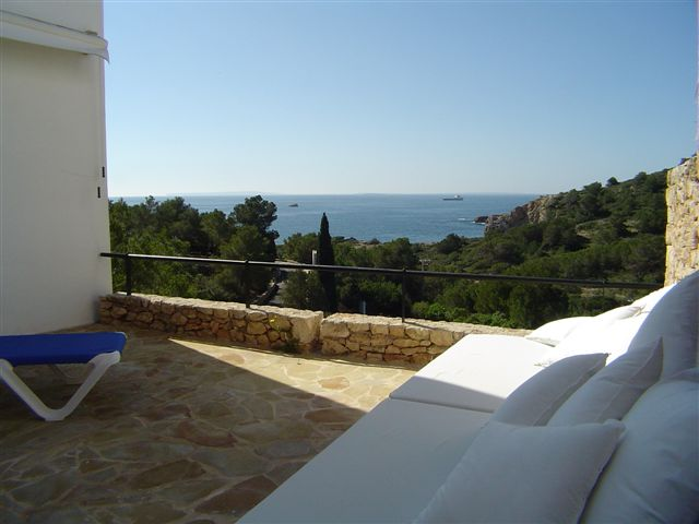 Ibiza property for sale seaview