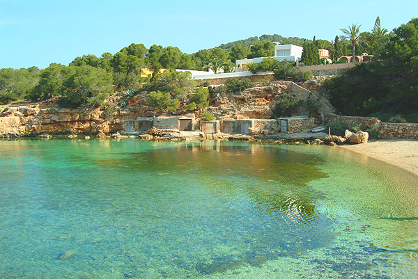 ibiza real estate - los arcos seaview