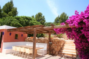 luxury ibiza property for sale, Can Botja, chill out