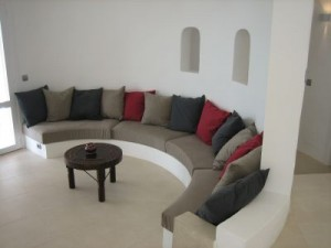 villa for sale in Ibiza seats