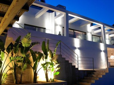 Designer Villa for Sale in Es Cubells, Ibiza