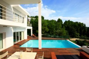 Luxury Contemporary Modern Minimalist Homes for sale in Ibiza
