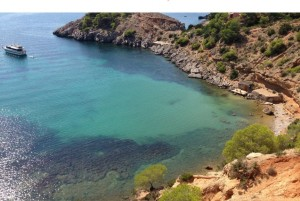 Ibiza Villas for Sale View of Bay