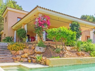 €1,430,000JesusTuscan style Can Furnet villa with great views…
