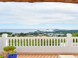 €775,000Santa EulariaSemi Detached villa with panoramic sea views