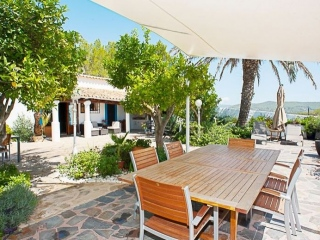 €1,795,000San LorenzoIbicenco style finca with sea views…