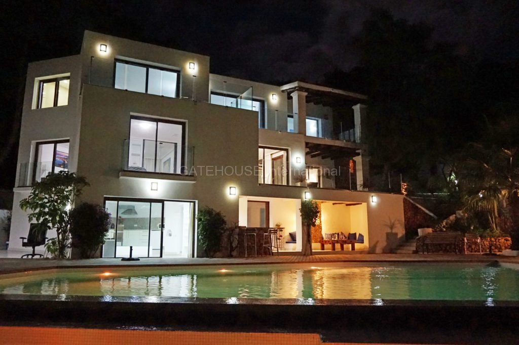 Ibiza west coast luxury villa for sale with sunsets (3)