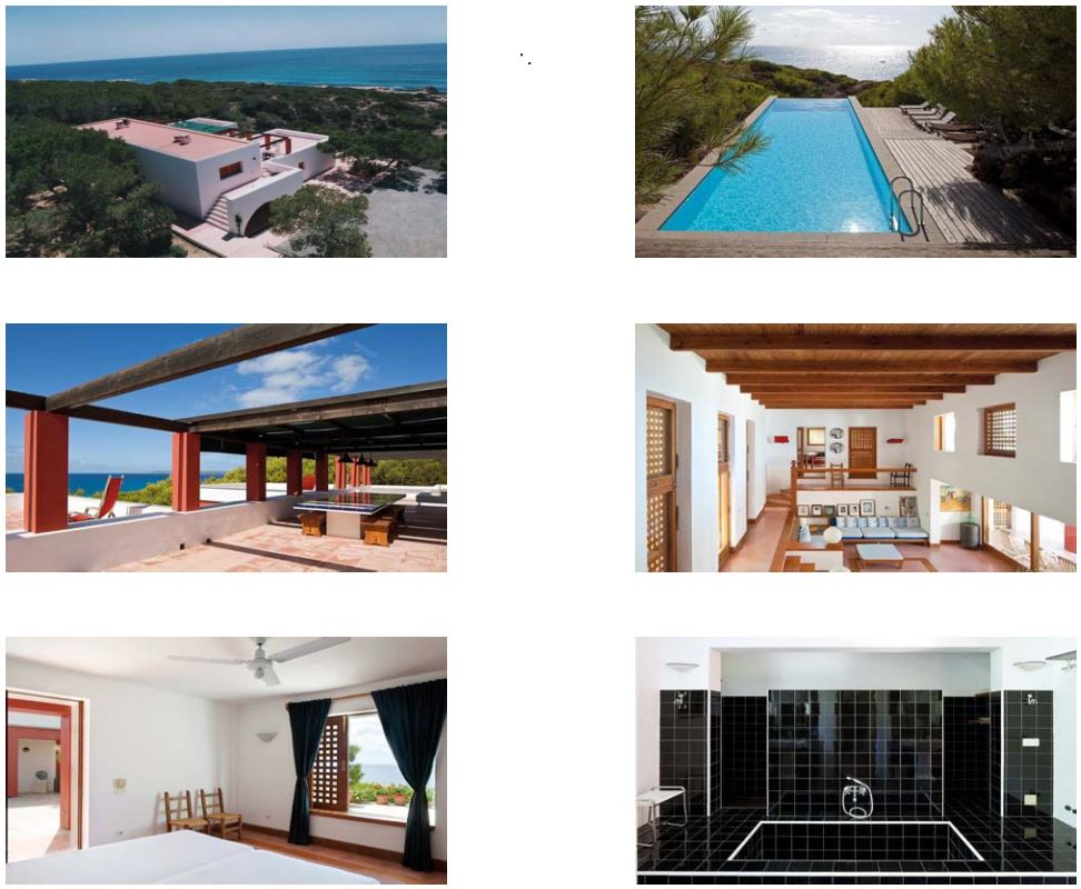 Large estate on Formentera overlooking the sea 2